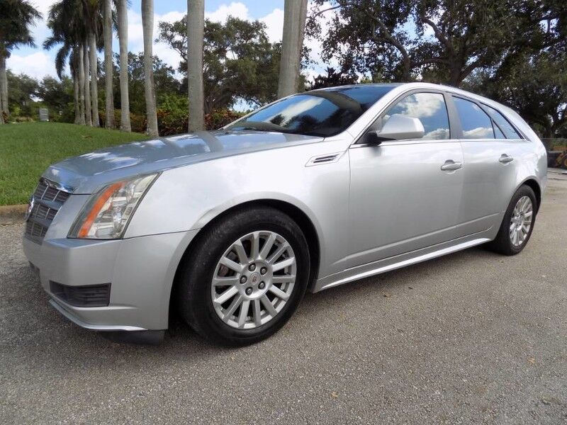2010 Cadillac CTS Wagon Base Hollywood FL
