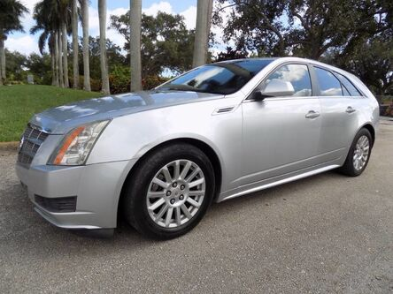 Cadillac CTS Wagon Base 2010