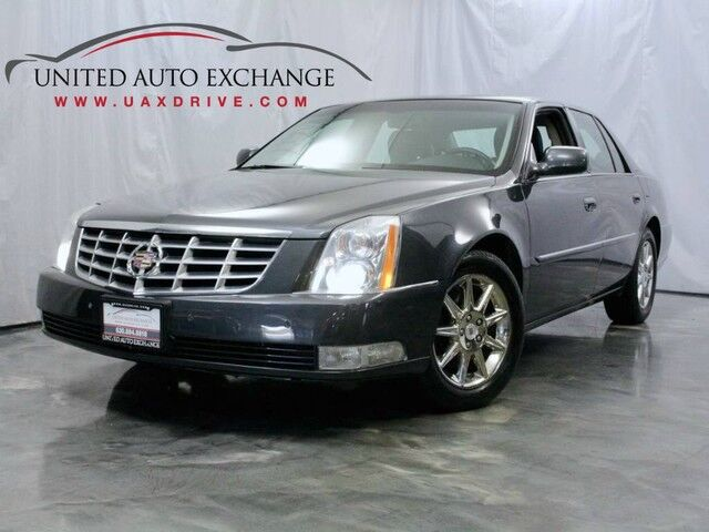 2010 Cadillac DTS 4.6L V6 Northsar Engine / FWD / Sunroof / Parking Aid / Heated Front and Rear Seats / Heated Steering Wheel / Tri-Zone Climate Control Addison IL