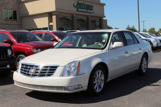 2010 Cadillac DTS w/1SC Fort Wayne Auburn and Kendallville IN