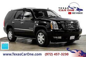 2010_Cadillac_Escalade_AWD NAVIGATION LEATHER HEATED AND COOLED SEATS REAR CAMERA BLUET_ Carrollton TX