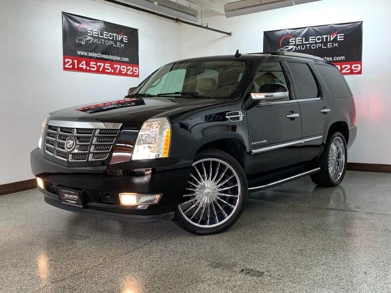 2010 Cadillac Escalade Base AWD, NAV, REAR VIEW CAM, HEATED/COOLED FRONT SEATS