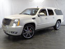 2010_Cadillac_Escalade ESV_Premium / 6.2L V8 Engine / AWD / Sunroof / Navigation /Parking Sensors with Rear View Camera / BOSE Sound System_ Addison IL