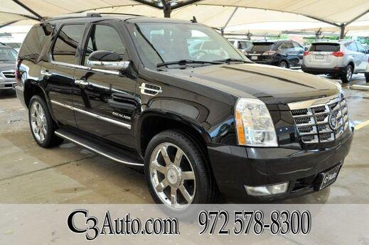 2010 Cadillac Escalade Luxury Plano TX