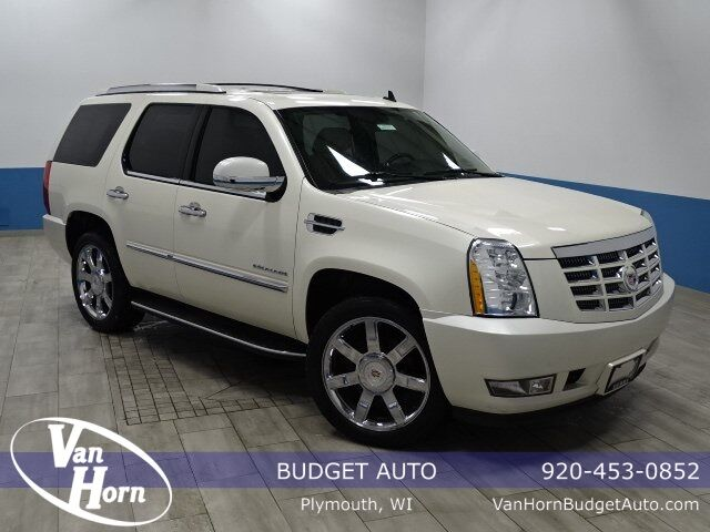 2010 Cadillac Escalade Luxury Plymouth WI