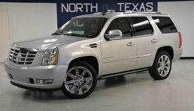 2010_Cadillac_Escalade_Premium Navigation TV/DVD Back Up Camera_ Dallas TX