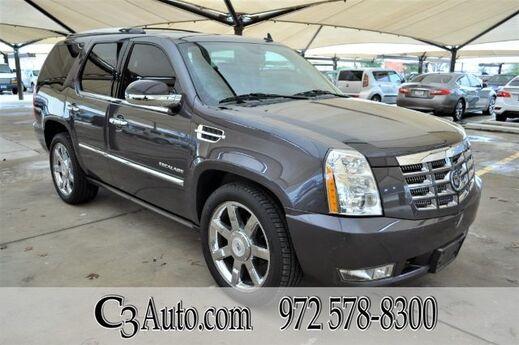 2010 Cadillac Escalade Premium Plano TX