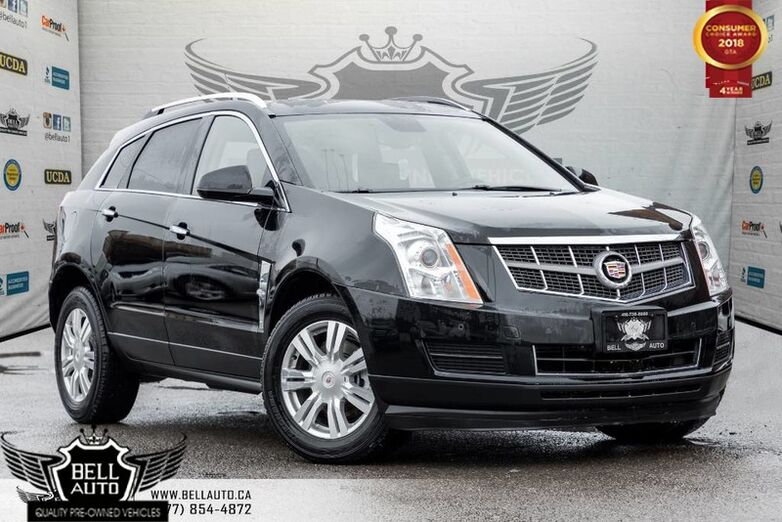 2010 Cadillac SRX 3.0 Luxury, LEATHER, BACK-UP CAM, PANO ROOF, HEATED/PWR SEATS Toronto ON