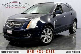 2010_Cadillac_SRX_3.0L V6 Engine AWD Premium Collection w/ Navigation, Panoramic Sunroof, Bluetooth Connectivity, Bose Premium Sound System, Front and Rear Parking Aid with Rear View Camera_ Addison IL