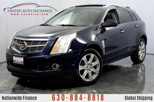 2010 Cadillac SRX 3.0L V6 Engine AWD Premium Collection w/ Navigation, Panoramic Sunroof, Bluetooth Connectivity, Bose Premium Sound System, Front and Rear Parking Aid with Rear View Camera Addison IL