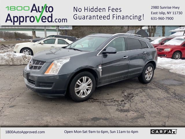 2010 Cadillac SRX Luxury Collection AWD East Islip NY