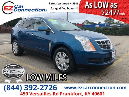 2010_Cadillac_SRX_Luxury Collection AWD_ Frankfort KY