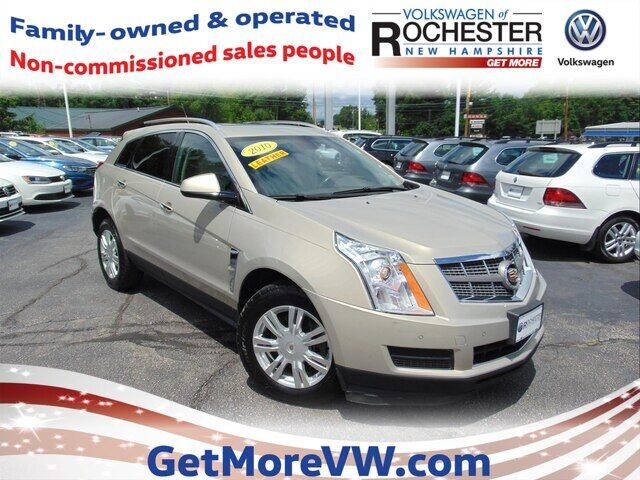 2010 Cadillac SRX Luxury Collection Rochester NH