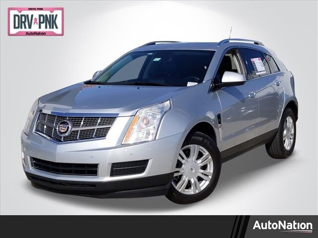 Used Cadillac Srx Luxury Collection Tustin Ca