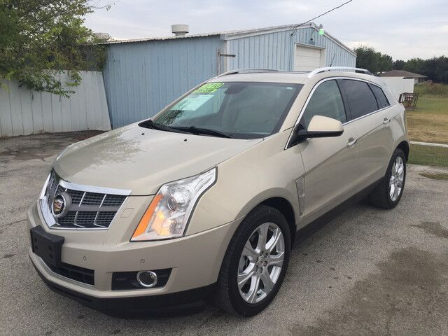 2010 Cadillac SRX Performance Collection Gainesville TX