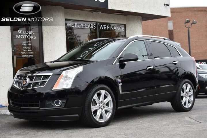 2010_Cadillac_SRX_Turbo Premium Collection_ Conshohocken PA