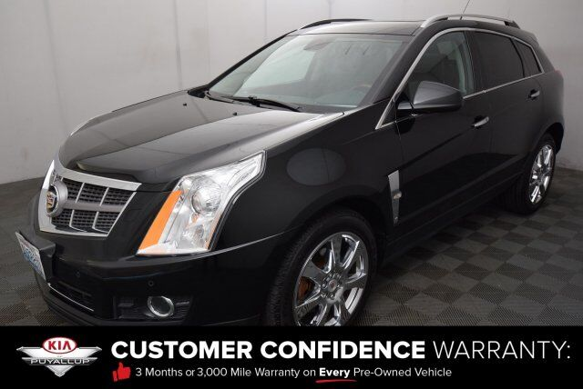 2010 Cadillac SRX Turbo Premium Collection Puyallup WA