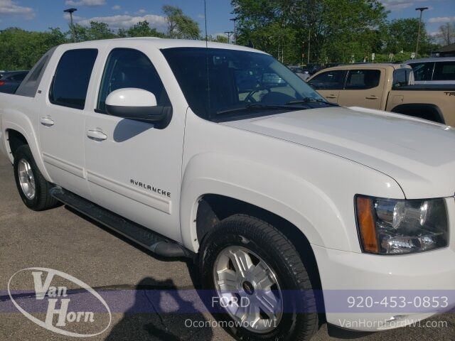 2010 Chevrolet Avalanche 1500 LT Plymouth WI