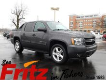 2010_Chevrolet_Avalanche_LT_ Fishers IN