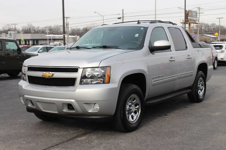 2010 Chevrolet Avalanche LT Fort Wayne Auburn and Kendallville IN