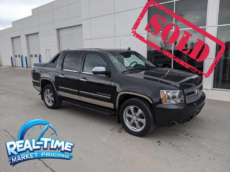 2010 Chevrolet Avalanche LT High River AB