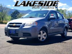 2010_Chevrolet_Aveo_LS_ Colorado Springs CO