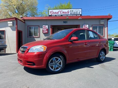 2010 Chevrolet Aveo LS Reno NV