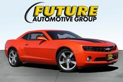 2010_Chevrolet_Camaro_2LT_ Roseville CA