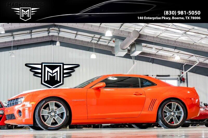 2010_Chevrolet_Camaro_2SS - SLP ZL575_ Boerne TX