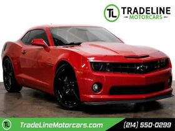 2010_Chevrolet_Camaro_2SS_ CARROLLTON TX