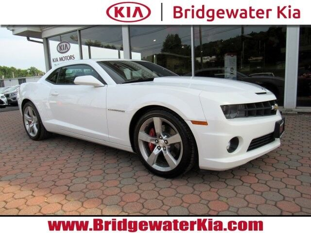 2010 Chevrolet Camaro 2SS Coupe, RS Package, Remote Start, Rear-View Camera, Boston Acoustic Premium Sound, Bluetooth Technology, Heated Leather Seats, Power Sunroof, HID Headlights, 20-Inch Alloy Wheels, Bridgewater NJ