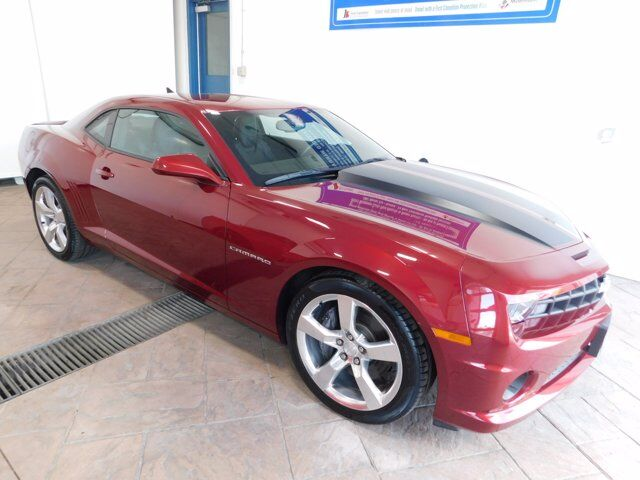 2010 Chevrolet Camaro 2SS LEATHER *MANUAL* Listowel ON