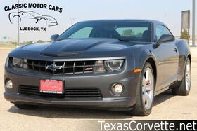 2010_Chevrolet_Camaro_2SS_ Lubbock TX