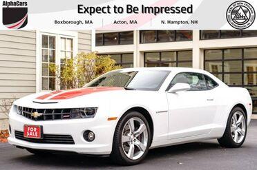 2010_Chevrolet_Camaro_2SS RS 6-Speed_ Boxborough MA