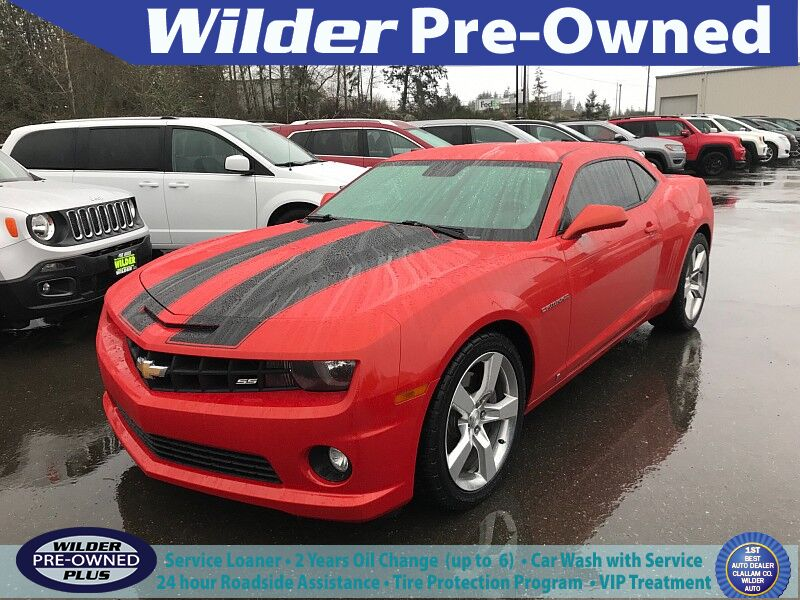 2010 Chevrolet Camaro 2d Coupe SS2 Port Angeles WA