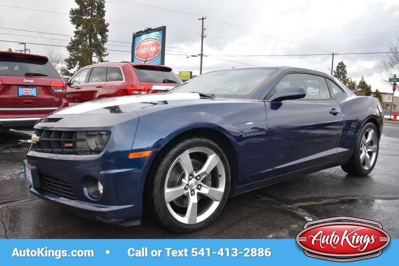 2010 Chevrolet Camaro 2dr Cpe 2SS Bend OR