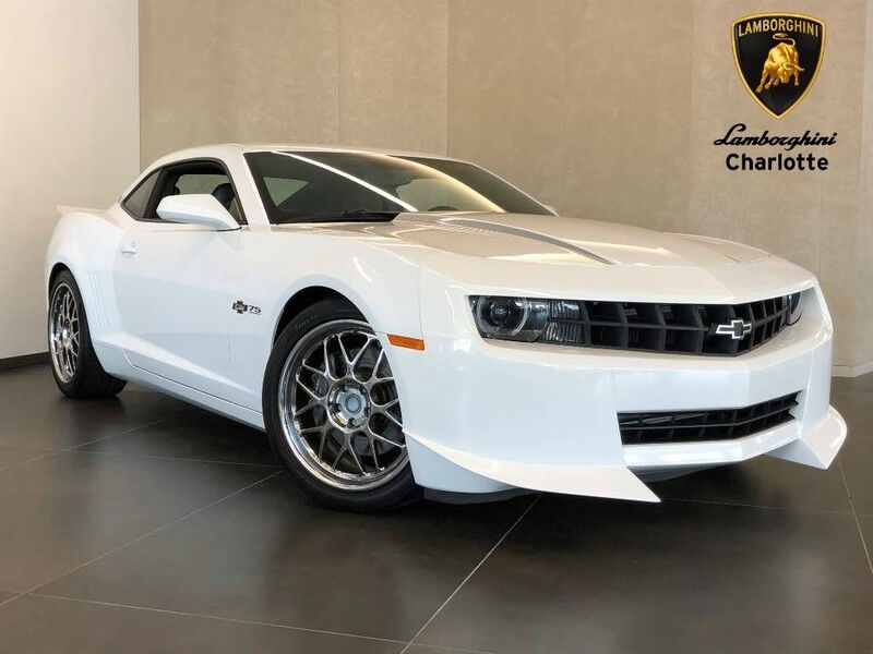 2010_Chevrolet_Camaro_SS - #H035 EDITION - 1 OF 2 BUILT_ Charlotte NC