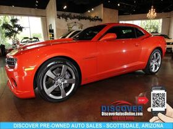 2010_Chevrolet_Camaro SS_Coupe 2D_ Scottsdale AZ