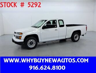 Chevrolet Colorado ~ Extended Cab ~ Only 66K Miles! 2010