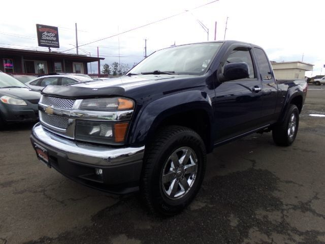 2010 Chevrolet Colorado LT w/2LT Roy WA