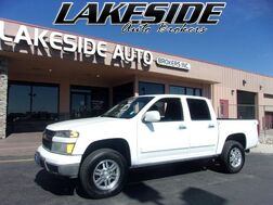 2010_Chevrolet_Colorado_LT1 Crew Cab 4WD_ Colorado Springs CO