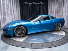 Chevrolet Corvette Coupe UPGRADES! Supercharged! 2010