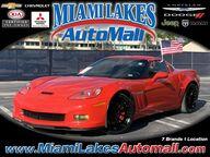 2010 Chevrolet Corvette Grand Sport Miami Lakes FL