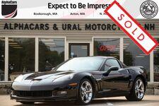 2010 Chevrolet Corvette Z16 Grand Sport 3LT