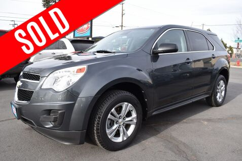 2010_Chevrolet_Equinox_AWD 4dr LS_ Bend OR