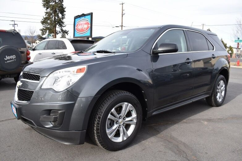 2010 Chevrolet Equinox AWD 4dr LS Bend OR