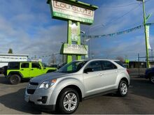 2010_Chevrolet_Equinox_LS_ Eugene OR