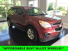 2010_Chevrolet_Equinox_LS_ Manchester MD