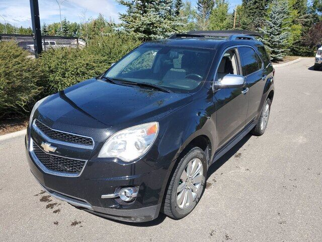 2010 Chevrolet Equinox LTZ AWD - INSPECTION ONLY - LEATHER SUNROOF Calgary AB