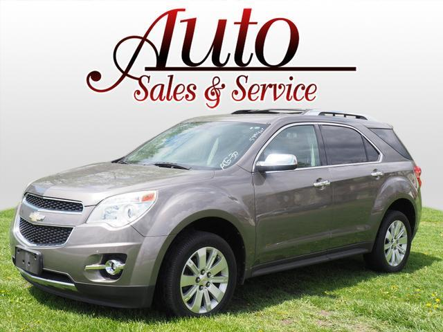 2010 Chevrolet Equinox LTZ Indianapolis IN